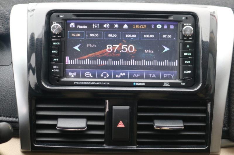 Toyota Vios 1.5AT 2016 - 12