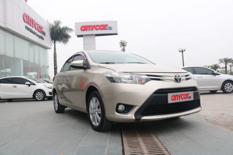 Toyota Vios 1.5AT 2016 - 1