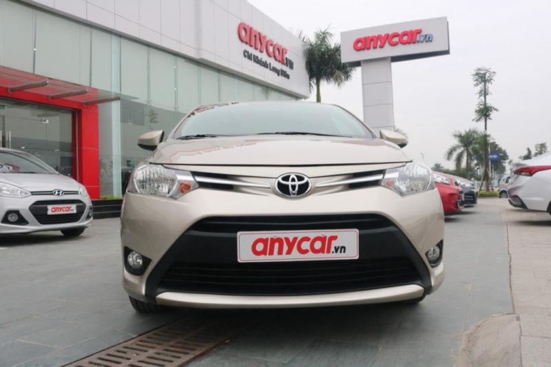 Toyota Vios 1.5AT 2016 - 2