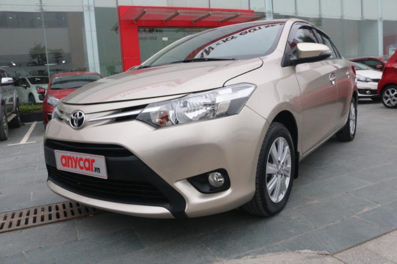 Toyota Vios 1.5AT 2016 - 3