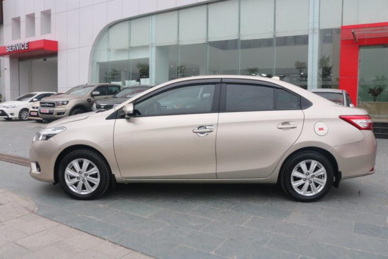 Toyota Vios 1.5AT 2016 - 5