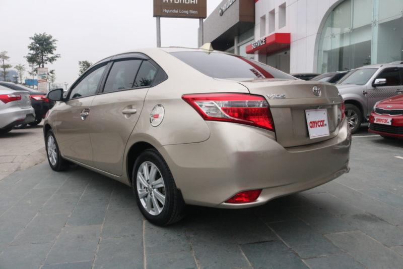 Toyota Vios 1.5AT 2016 - 8