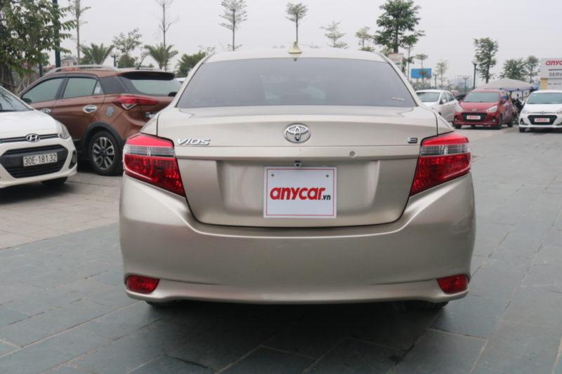 Toyota Vios 1.5AT 2016 - 7