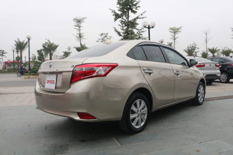 Toyota Vios 1.5AT 2016 - 6