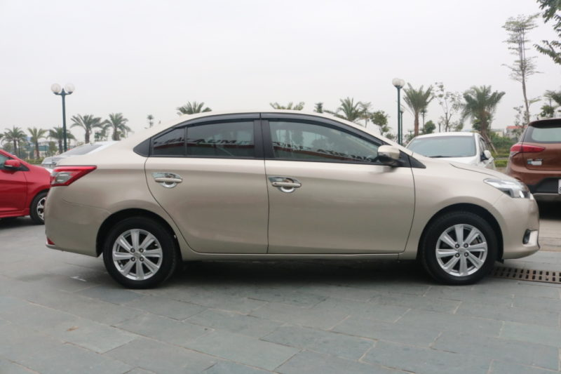 Toyota Vios 1.5AT 2016 - 4
