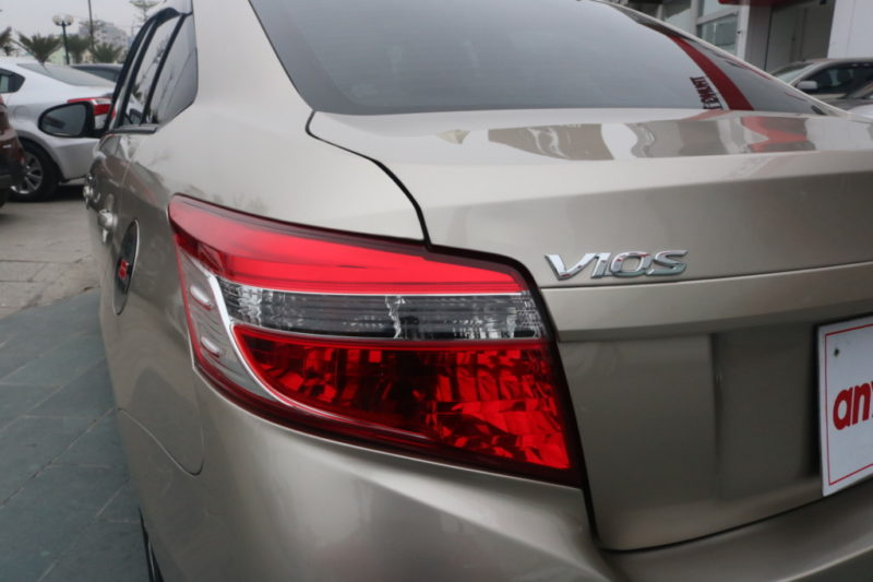 Toyota Vios 1.5AT 2016 - 9