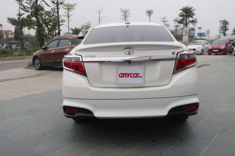 Toyota Vios 1.5AT 2017 - 7