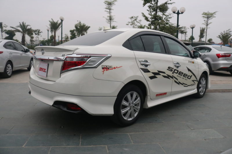 Toyota Vios 1.5AT 2017 - 8