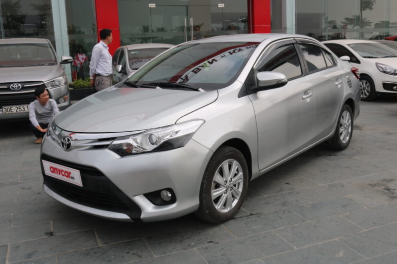 Toyota Vios 1.5AT 2017 - 2