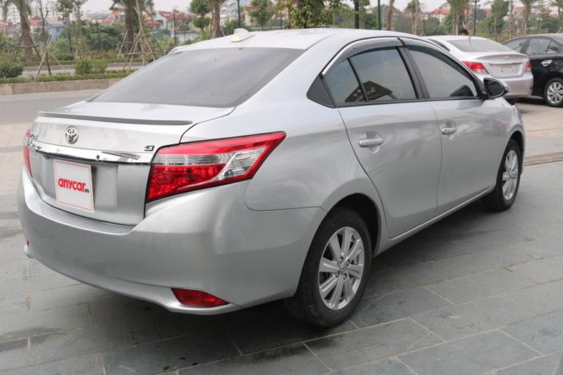 Toyota Vios 1.5AT 2017 - 6