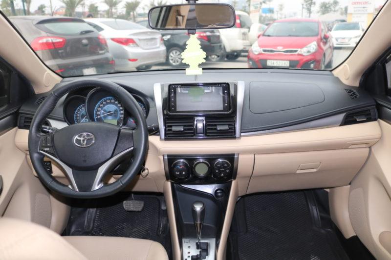 Toyota Vios 1.5AT 2017 - 12