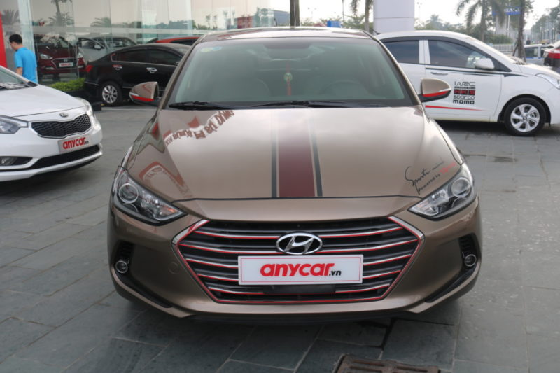 Hyundai Elantra 1.6AT 2016 - 2