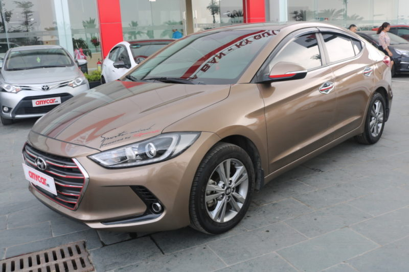 Hyundai Elantra 1.6AT 2016 - 3