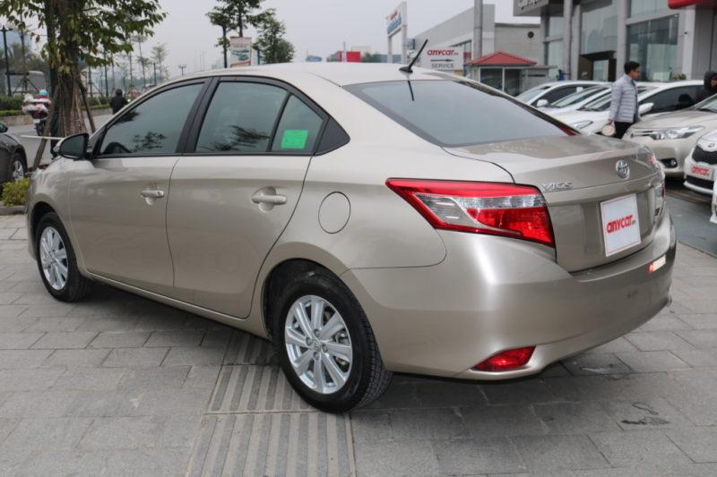 Toyota Vios E 1.5MT 2017 - 5