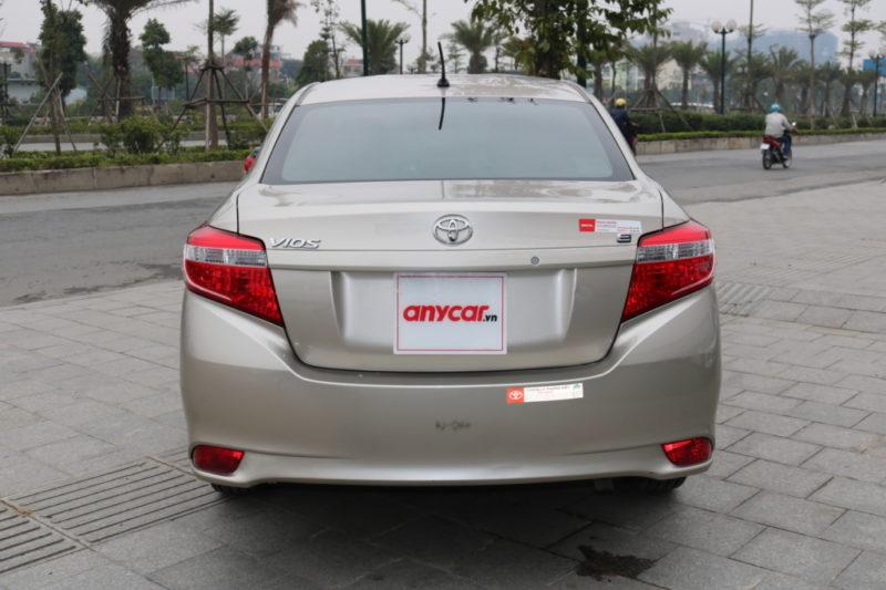 Toyota Vios E 1.5MT 2017 - 6