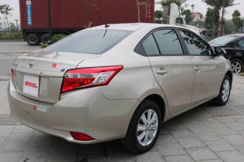 Toyota Vios E 1.5MT 2017 - 7