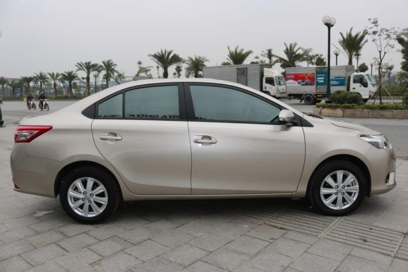 Toyota Vios E 1.5MT 2017 - 8