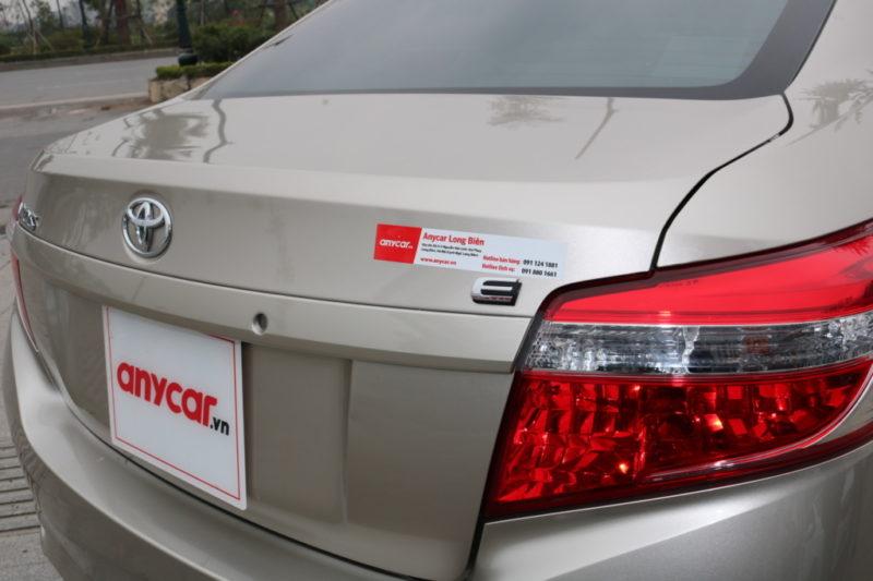 Toyota Vios E 1.5MT 2017 - 9