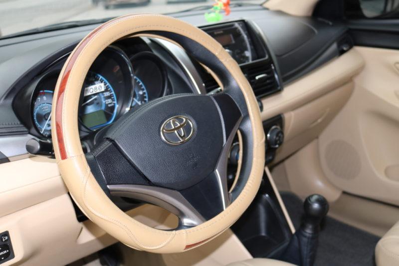Toyota Vios E 1.5MT 2017 - 11