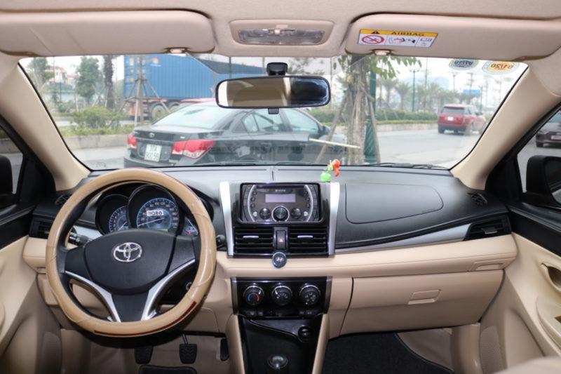 Toyota Vios E 1.5MT 2017 - 10