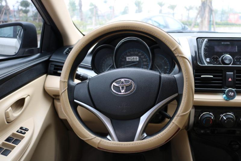 Toyota Vios E 1.5MT 2017 - 12
