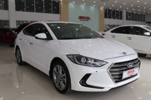 Hyundai Elantra 2.0AT 2017