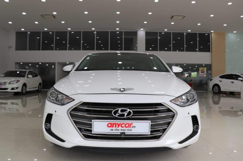 Hyundai Elantra 2.0AT 2017 - 3