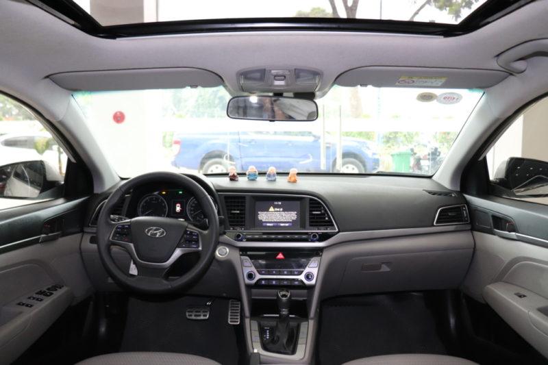 Hyundai Elantra 2.0AT 2017 - 21