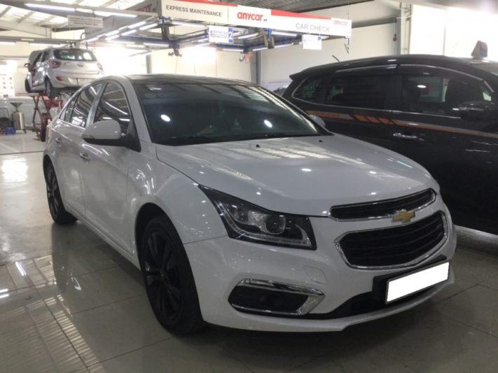 Chevrolet Cruze 1.8AT 2017 - 2