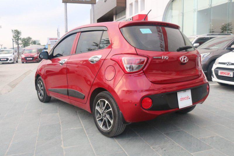 Hyundai i10 1.2MT 2017 - 8