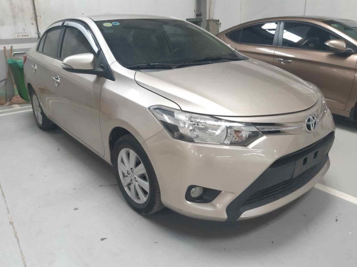 Toyota Vios 1.5MT 2016 - 1