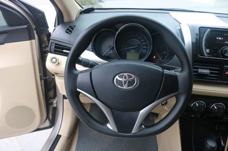 Toyota Vios 1.5AT 2017 - 13