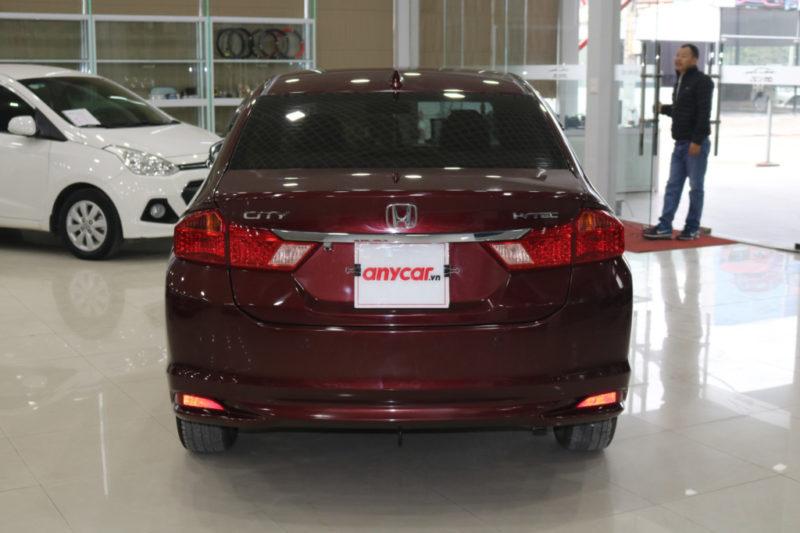 Honda City 1.5AT 2016 - 5