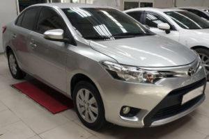 Toyota Vios 1.5MT 2017