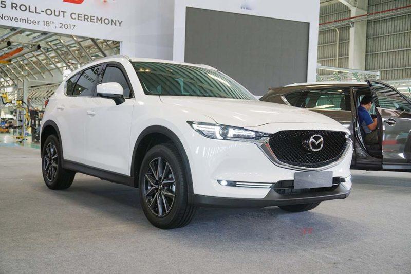 Mazda Cx5 2.0AT 2017 - 1