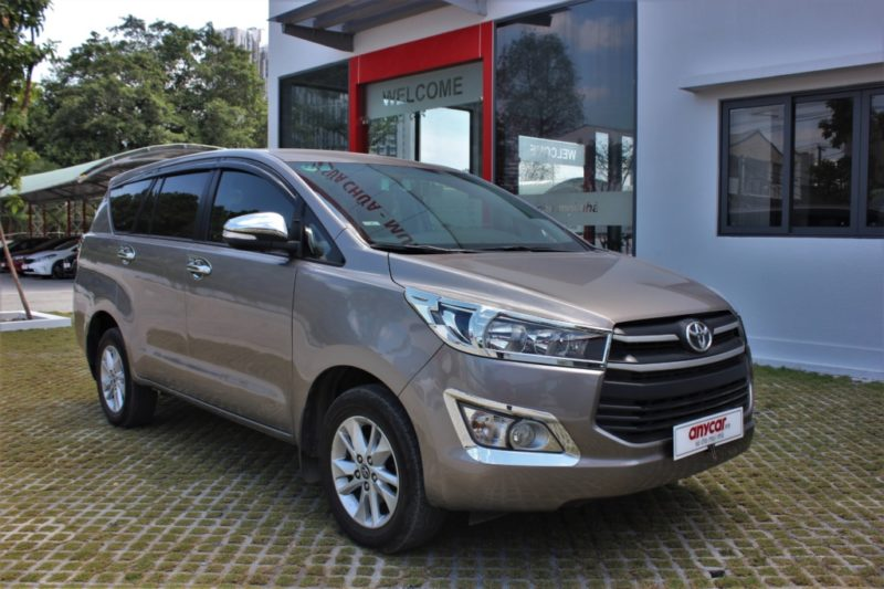 Toyota Innova 2.0AT 2017 - 1