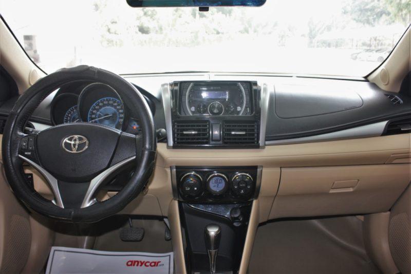 Toyota Vios G 1.5AT 2016 - 12
