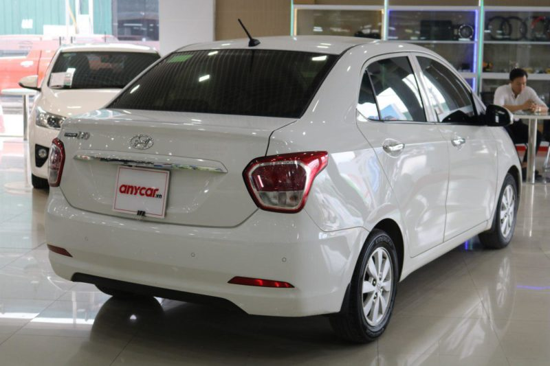 Hyundai Grand i10 Sedan 1.2MT 2016 - 4