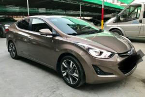 Hyundai Elantra 1.6AT 2015