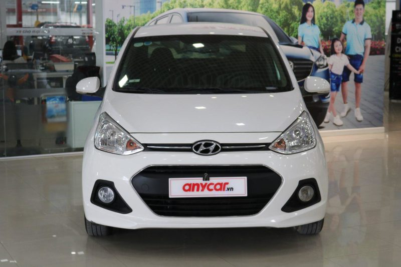 Hyundai Grand i10 Sedan 1.2MT 2016 - 3