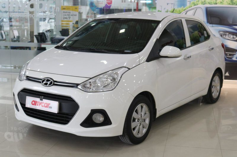 Hyundai Grand i10 Sedan 1.2MT 2016 - 2