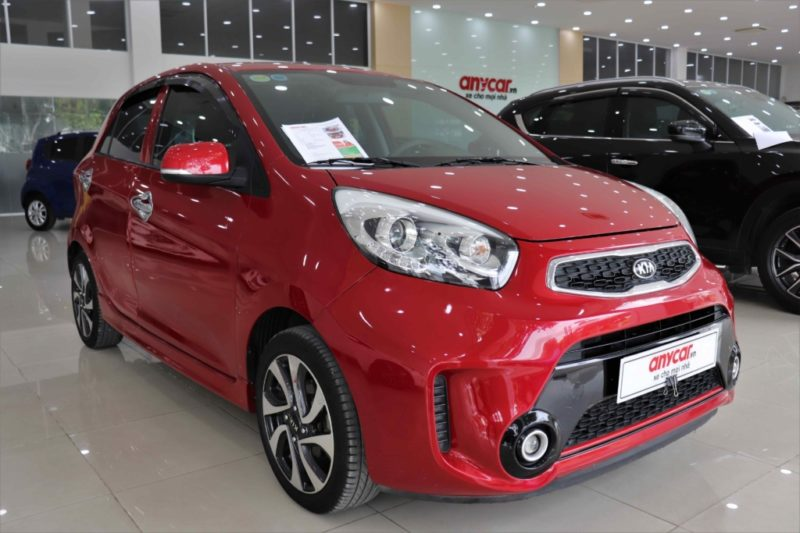 Kia Morning 1.2MT 2016 - 3