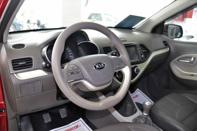 Kia Morning 1.2MT 2016 - 8