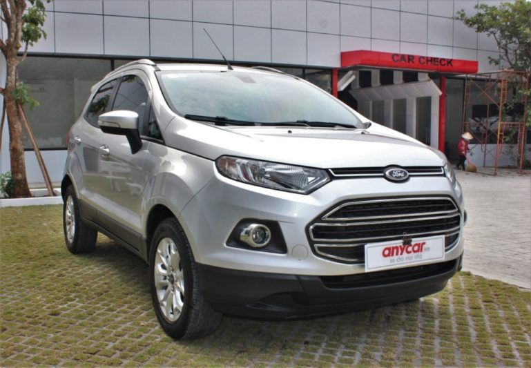 Ford EcoSport 1.5AT Titanium 2015 - 3