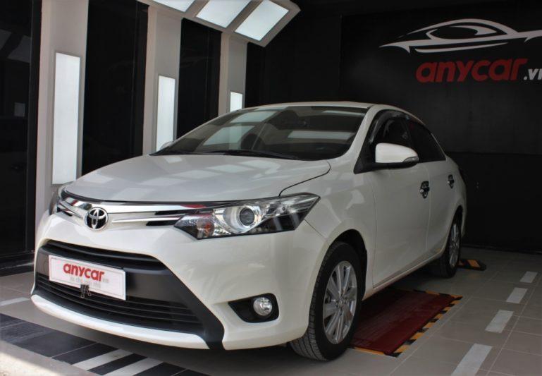 Toyota Vios G 1.5AT 2016 - 1
