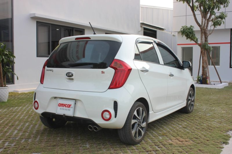 KIA Morning Si 1.25MT 2017 - 4