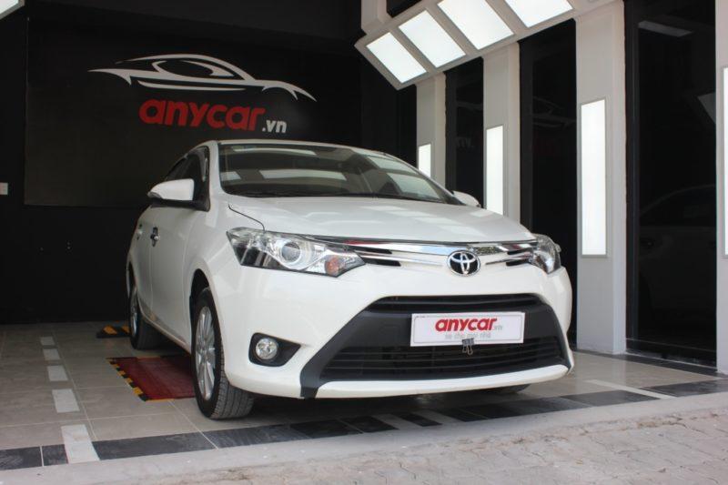 Toyota Vios G 1.5AT 2016 - 3