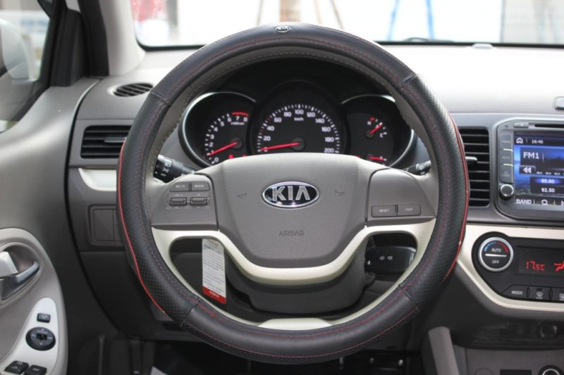 KIA Morning Si 1.25MT 2017 - 9