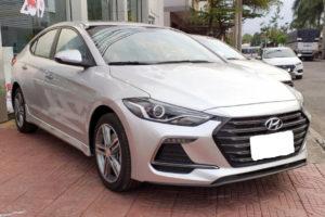 Hyundai Elantra Sport 1.6AT 2018