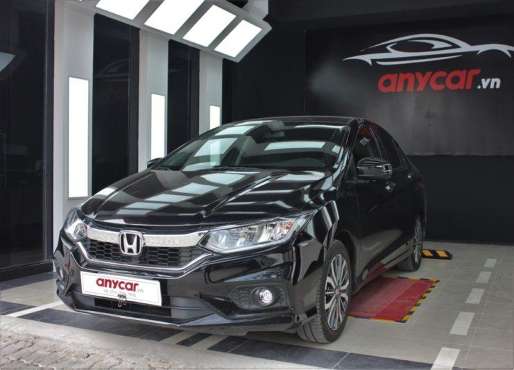 Honda City 1.5AT 2017 - 3